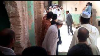 Visite de Ain Madhi - Tariqa Tidjaniya - Explications en