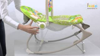 Fisher-price Balansoar 2 In 1 Infant To Toddler Rainforest Friends