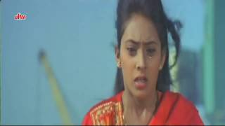 Raveena Tandon stripped by Upendra, Lakhan - Bhojpuri Scene 11/12