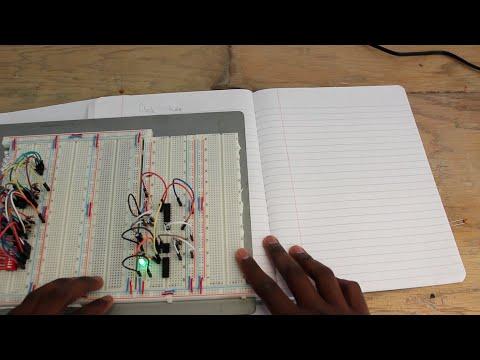 Clock Circuit | 8 Bit CPU Project