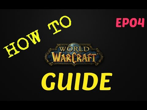Warcraft - How to fly in Warlords of Draenor - EP04