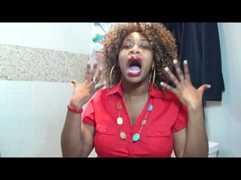 I am NOT the Sittin on Da Toilet Lady     by GloZell