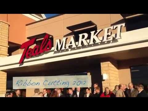 Teal's Market Grand Opening in Cold Spring
