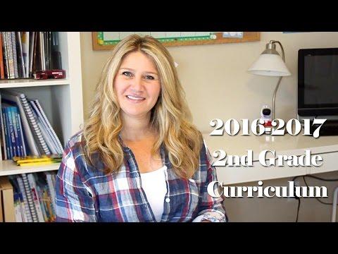 Tip Tuesday: 2016-2017 2nd Grade Homeschool Curriculum