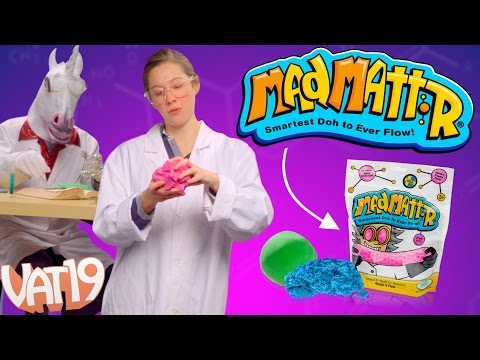 Mad Mattr: Molding Dough That Flows