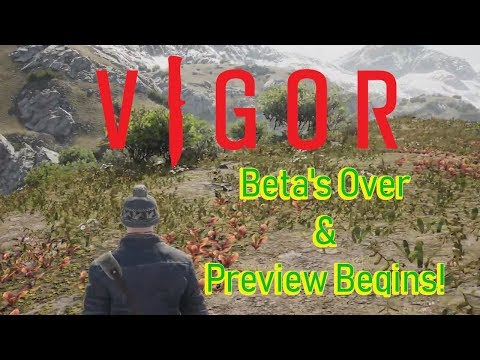 Vigor - Get It Now In Xbox Preview!
