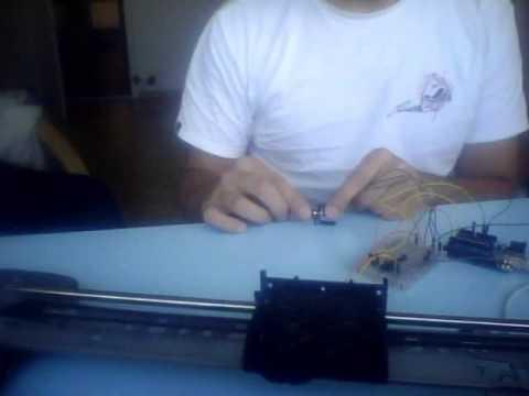 DC motor control using an 8-bit Atmel AVR microcontroller