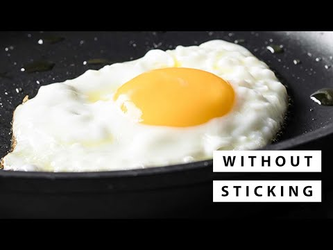 How to Fry an Egg (over easy) & Flip it Like a Pro!