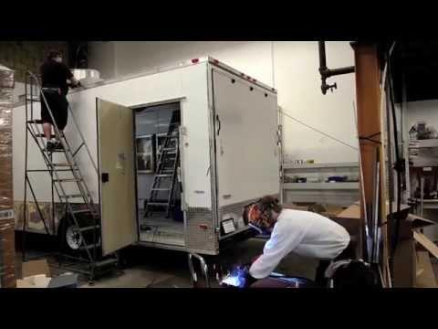 Food Truck - Food Truck Builders Group Episode #1  / How We Build Food Trucks