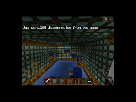 Minecraft Pocket Edition 0.7.2 Realms Livestream (Part 5)