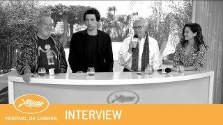 THE MAN WHO KILLED DON QUIXOTE - Cannes 2018 - Interview - EV