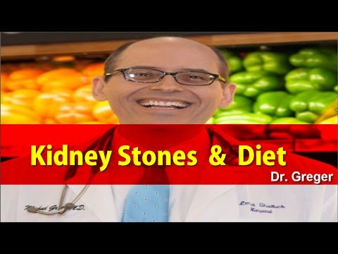 How to Treat Kidney Stones with Diet ?    Dr.Michael Greger
