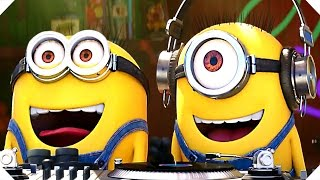 DESPICABLE ME 3 Trailer (2017) MINIONS Animation Blockbuster Movie
