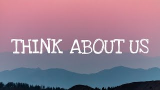 Little Mix - Think About Us (Lyrics)
