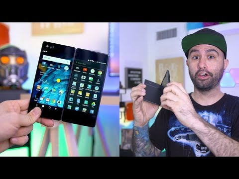 ZTE Axon M - Foldable Dual Screens Worth it?