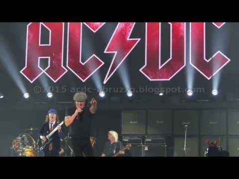 AC/DC Complete Live Recording Coachella 17 April 2015 (SOUNDBOARD QUALITY)