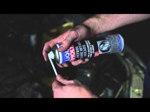 Liqui-Moly Petrol Engine Intake Decarb // Supercheap Auto