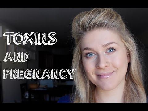 How to have a safe Pregnancy without Toxins?