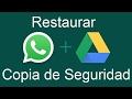 Realizar la Copia de seguridad de WhatsApp en Google Drive Equipo Samsung Android v7