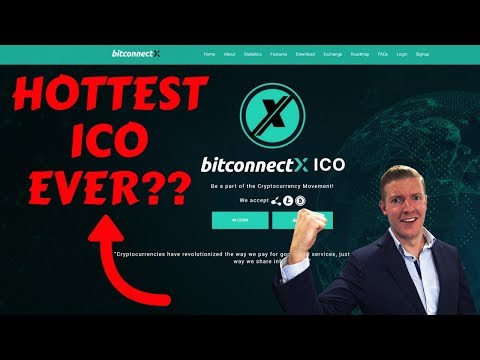 HOTTEST ICO of 2018 - BitConnectX! It's BitConnect, but with an X! [PARODY]