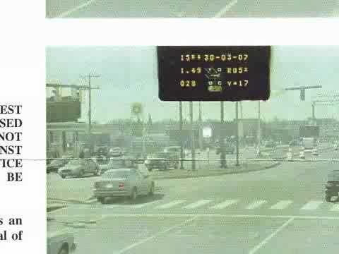 Photo enforcement red light camera ticket problems