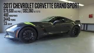 Chevrolet Corvette Grand Sport at Lightning Lap 2016