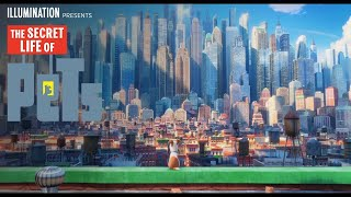 The Secret Life of Pets - Trailer - Own it 12/6 on Blu-ray