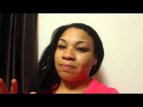 How to heal a relaxer burn