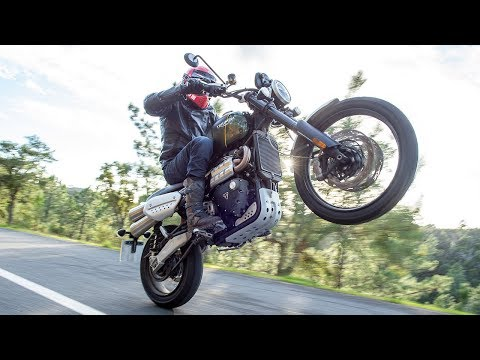 2019 Triumph Scrambler 1200 XC And XE First Ride Review