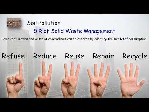Solid Waste Management - Environmental Studies