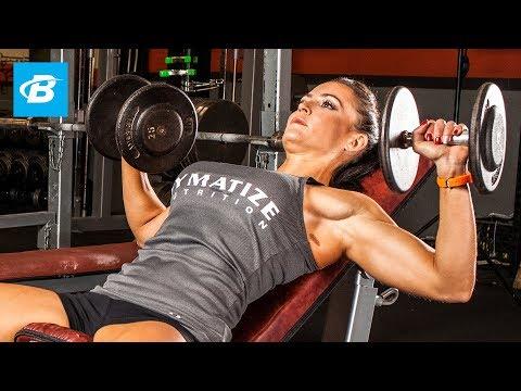 Essential Chest & Shoulder Workout   Erin Stern's Elite Body 4-Week Fitness Plan