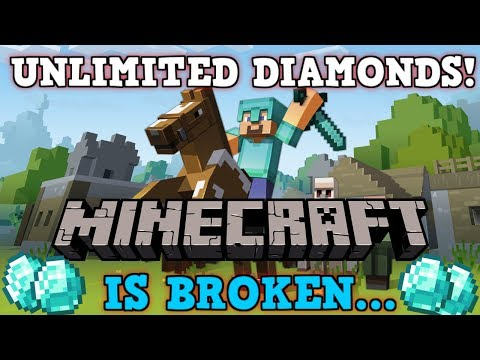 Minecraft Is A Perfectly Balanced Game With No EXPLOITS - Excluding