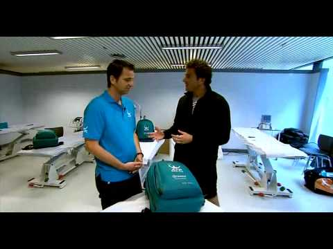 ATP World Tour Uncovered - Blisters Compeed