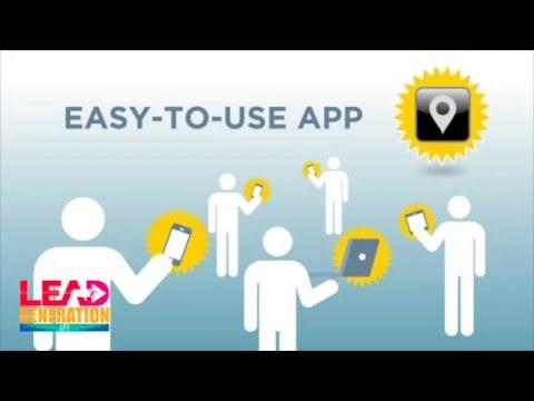 Lead Generation App Commercial