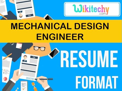 resume | mechanical design engineer resume | sample resume | resume templates | c v template |