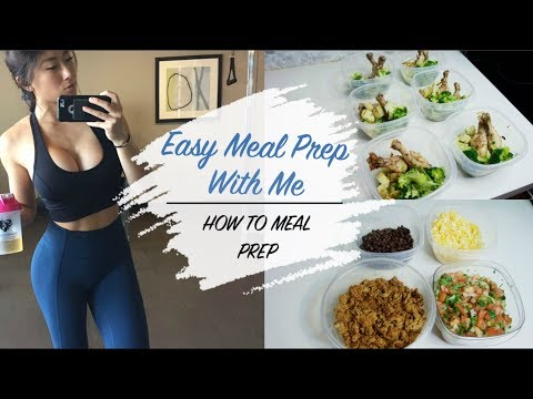 HEALTHY & CHEAP MEAL PREP | What I Meal Prep to Get Fit