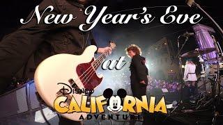 Gig Vlog - Playing at Disneyland on New Years Eve