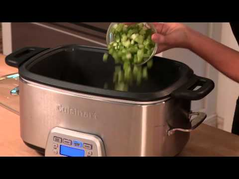 Choose the Easy-To-Use Cuisinart Multicooker for Slow Cooking | Williams-Sonoma