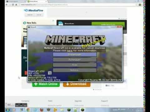 Minecraft Cracked 1.5.2 Download [Tutorial]