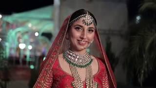 Royal Punjabi Wedding Story  Of Anshul  Saanvi