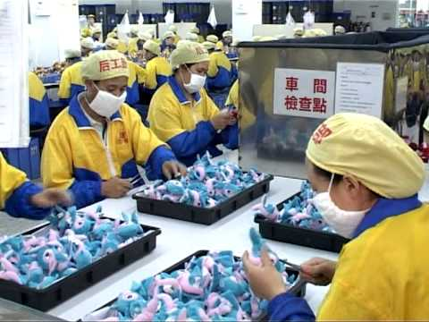 Soft Toys Production