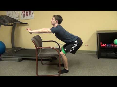 How to squat properly (A glute dominant squat)