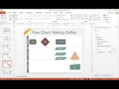 PowerPoint tips: How to create custom diagrams and charts