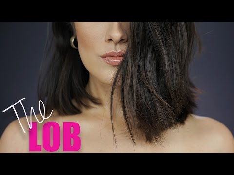 How to Style a Lob | Short