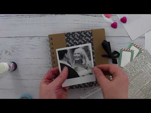 Decorate Your Own Scrapbook - The Works Stores