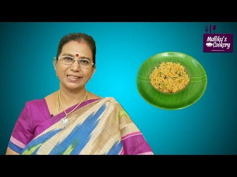 Thinai Biriyani | Mallika Badrinath Recipes | Millet Recipes