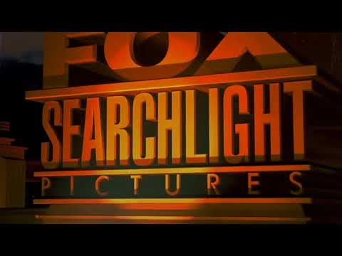 Fox Searchlight Pictures logo with X-Men fanfare