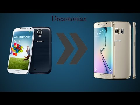 How to Transform your Galaxy S4 into Galaxy S6 for free