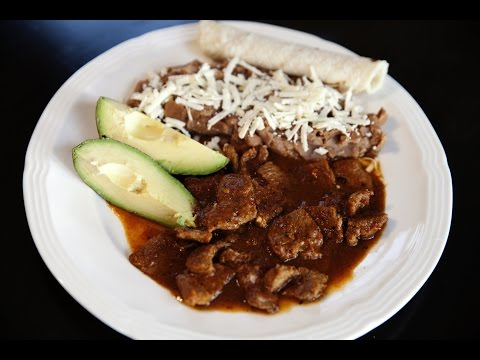 How To Make Carne con Chile
