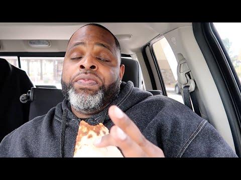 Taco Bell Crispy Chicken & Grilled Chicken Quesadilla